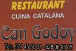 RESTAURANT CAN GODOY