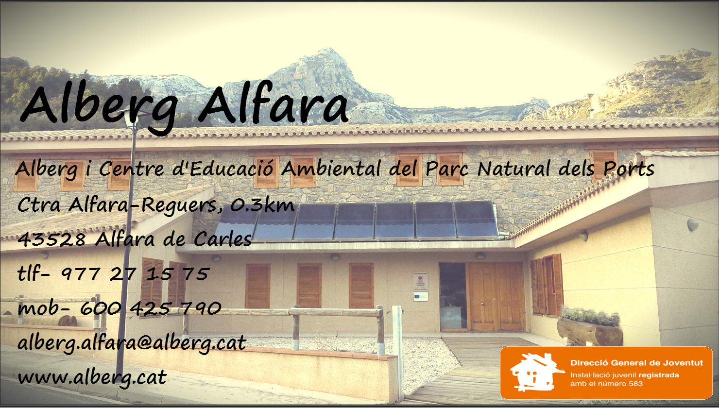 ALBERGUE ALFARA DE CARLES